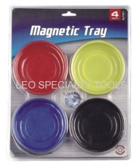 4pcs Magnetic Parts Tray Set