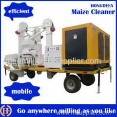 Corn maize flour milling machine with small or big scale
