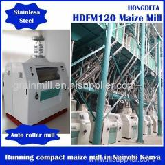 50 ton per day maize mill factory corn flour milling machine