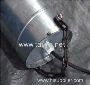 MMO Tubular Anodes prepackaged in Canister Pipes