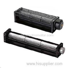 Small Plastic Aluminum Impeller 43 45 50 60 70 80mm 12v 24v 48v dc 220v ac Axial Tangential Cross Flow Blower Fan