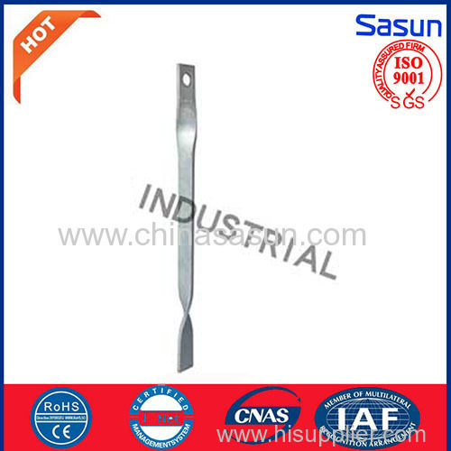 tie strap 590 x 40 x 10 for electric power fittings