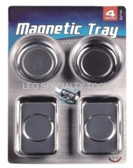 4pc Magnetic Parts Tray Set