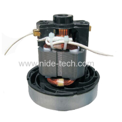 Dry type industrial vacuum cleaner motor