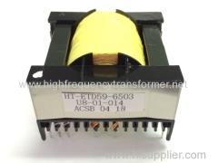 transformador de alta frecuencia de la serie HT ETD