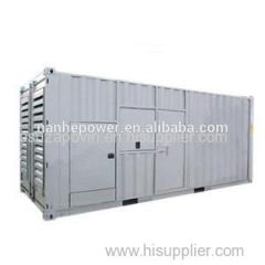 Containerized Type Diesel Genset