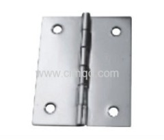 HINGES AISI316 STAMPED MIRROR POLISHED