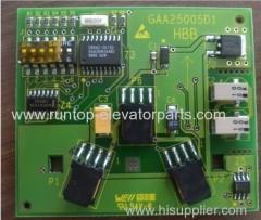 OTIS elevator parts PCB GAA25005D1