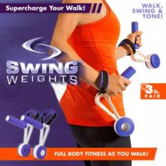Slimming Shaper body Fitness of Swing Walking Dumbbells