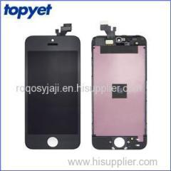 Original LCD with Digitizer Screen Replacement for iPhone 5