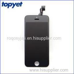 LCD Screen Touch Digitizer Assembly Combo Black for iPhone 5c