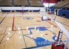 Commercial Recycled Table Tennis Court Portable Superior Stain Resistance