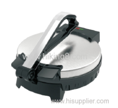 electric hot selling in India new design stainiless steel india roti maker