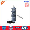 33KV 10KA Polymer / Sillcon Lighting Arrester