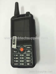 intercom ptt software walkie talkie trunking smart phone with keyboard Ptt Key 3g version beidou is optional