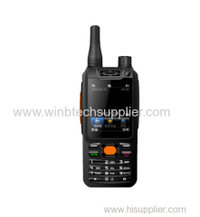 Zello walkie talkie trunking wcdma or gsm 4g fdd lte network 2way radio Push to talk digital trunking phone
