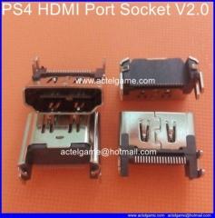 PS4 HDMI Port Socket repair parts