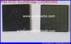 PS4 SCEI SouthBridge CXD90036G repair parts