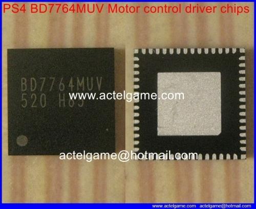 Sony PS4 Bluray Laser Motor Controller IC BD7764MUV QFN