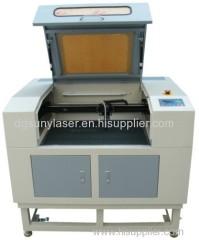 High Speed CO2 Paper Laser Cutting Machine 60w/80w