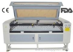 Multi Heads PU Laser Cutting Machine 80w/100w