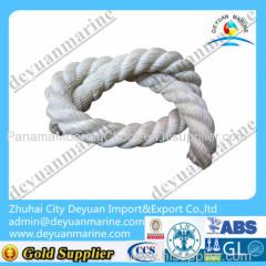 mooring rope ropylene mooring rope