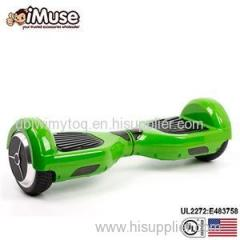 UL2272 Hoverboard 6.5'' Classic Type 2 Wheels Self Balancing Scooter Factory