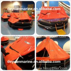 Launching appliance of free-fall lifeboat