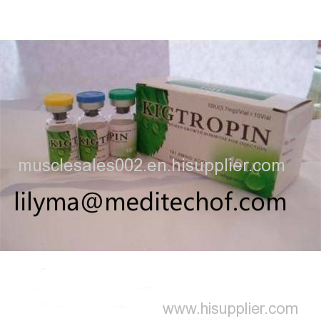 peptides/HGH/Kigtropin/ Top Quality HGH with Suitable Price / Human Growth Hormone