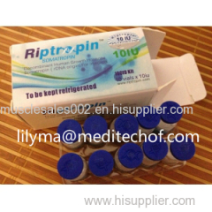peptides/HGH/Top Quality HGH with Suitable Price / Riptropin/ Human Growth Hormone