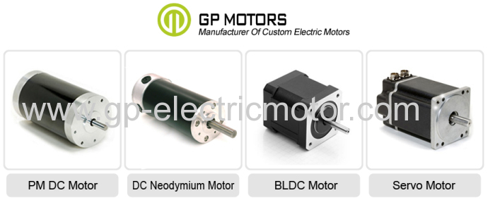 12v Waterproof High Low Power Powerful Electric DC Motor