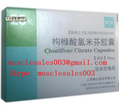 Clomifene Citrate capsules /HGH/Peptides/Hormone/Humantrope /hgh/Human growth