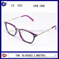 2016 New Design Handmade Optical Glasses Frames Manufacturers In China