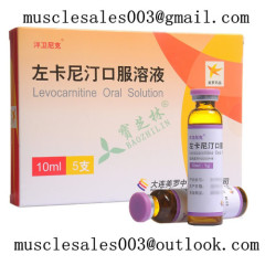 Levocarnitine Oral Solution /HGH/Peptides/Hormone/Humantrope /hgh/Human growth