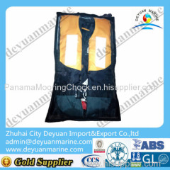 manual Inflatable Life JackeN manual inflatable life vest