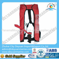DY automatic inflatable life jacket