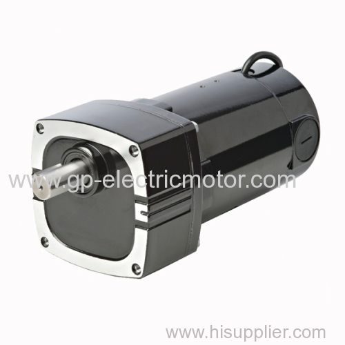 Parallel shaft worm drive gear motor from china for Worm gear drive motor