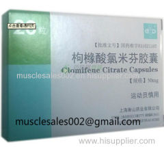 peptides/Clomiphene capsule / Female Progesterone Supplement/ Hormone/ HGH/ Steroid Hormone