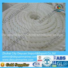 polyester mooring rope terylone