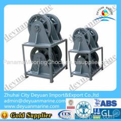 Fairlead roller DIN Fairlead roller DIN