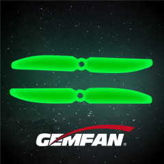 used 5x3 inch Fluorescent airplane CW propeller for sale