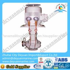 electric double gyspy mooring winch