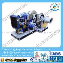 CWY marine diesel emergency fire pump