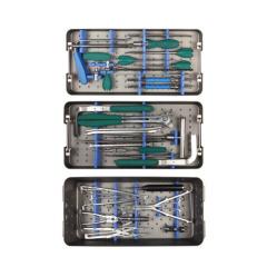 Позвоночник системы Инструменты Набор ножке Винты Инструменты спинальные штанги винта системы Инструменты ортопедические инструменты