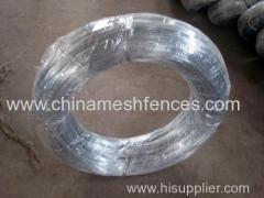 High Quality low price electric galvanized Iron wire hot dipped galvanized iron wire (directly factory)