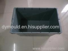 Plastic case;A plastic box