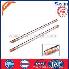 Grounding Rods and Clamp