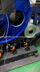 Metal measuring tape machine