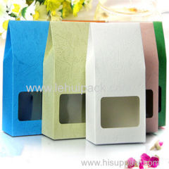 Process paper candy box wholesale