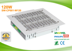 120w explosion proof led canopy lights with Philips LED